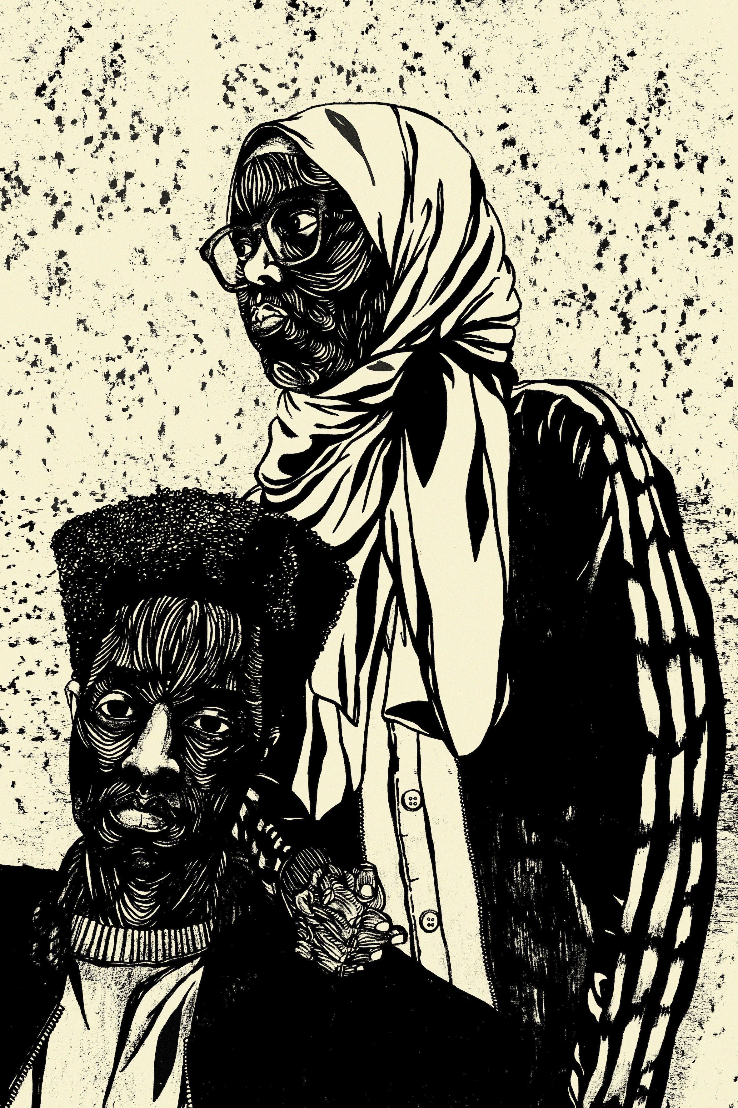 examples of orientalism in heart of darkness